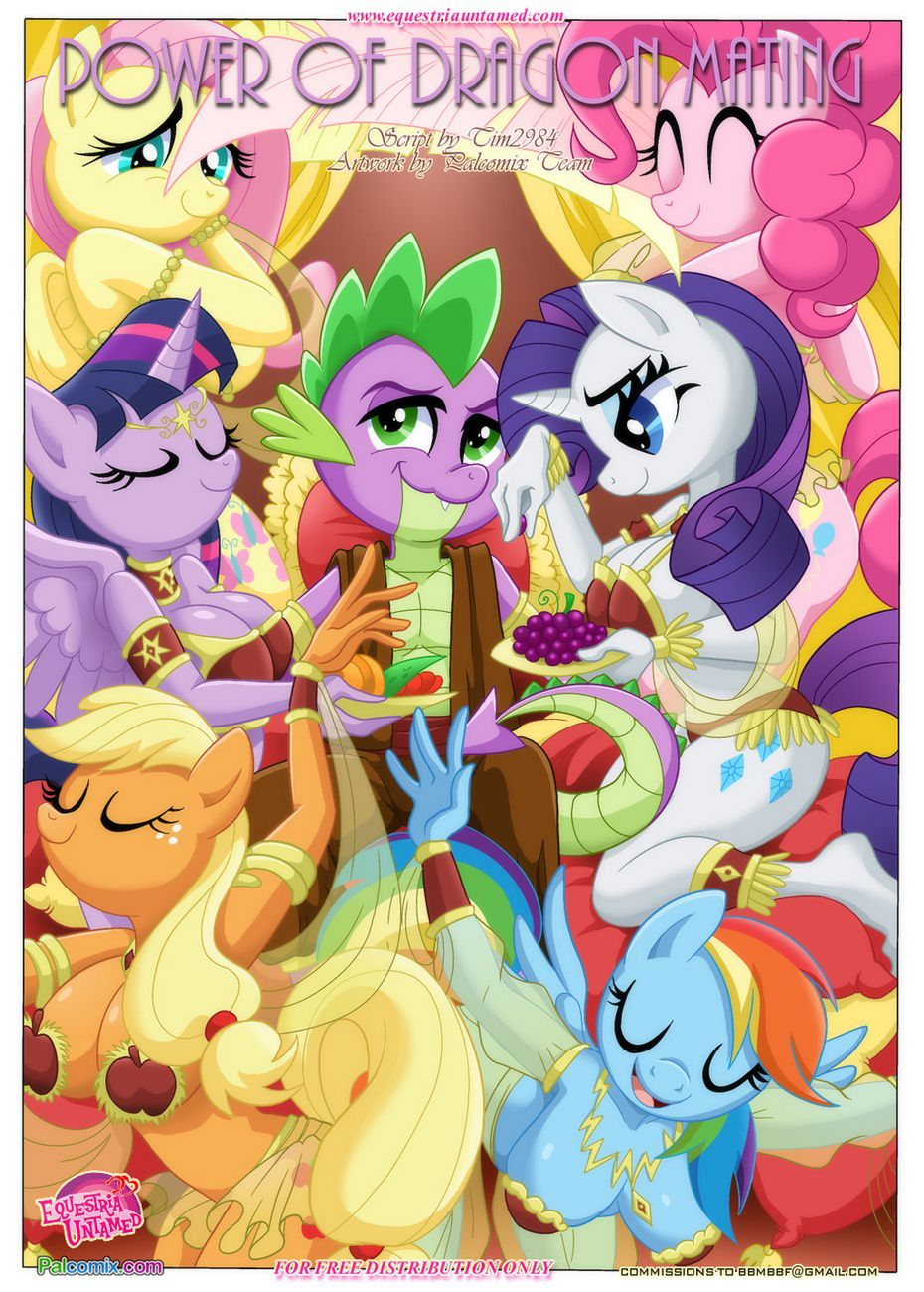 My liten ponny comic porno en español Spike S Harem My Little Pony Friendship Is Magic Palcomix Free Hentai Manga Adult Webtoon Doujinshi Manga And Mature Comics