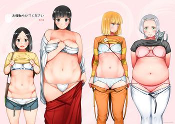 Stomach hentai