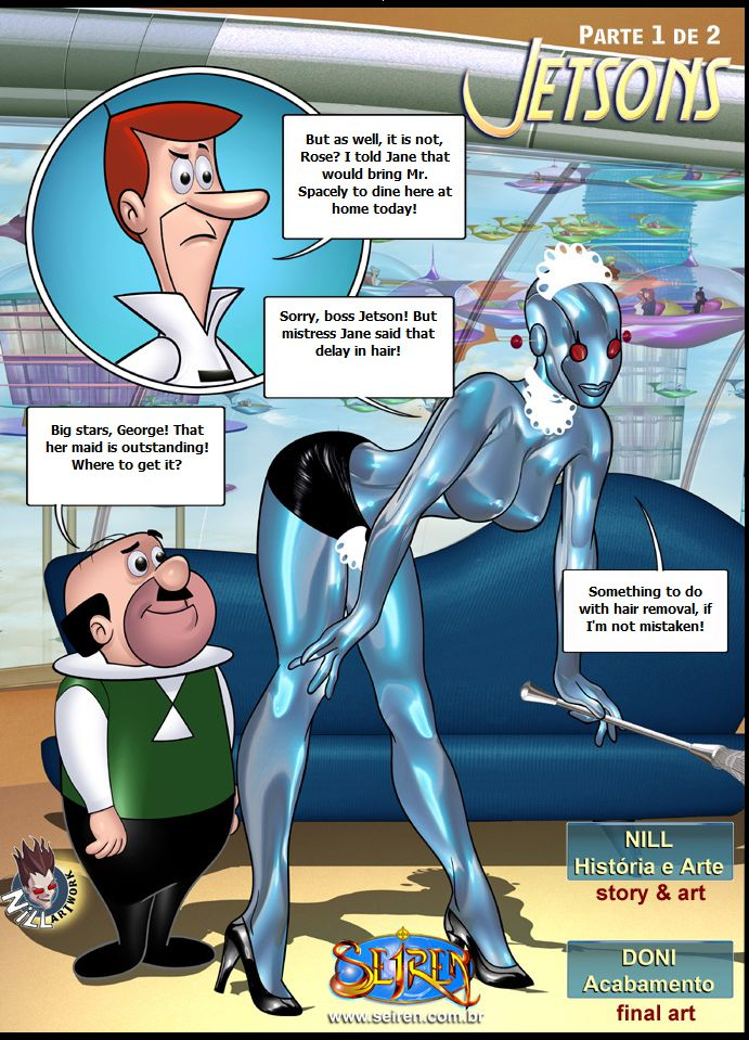 jetsons adult toons